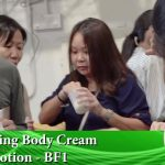 Making Body Butter – BF1 Cosmetic Ingredients Formula